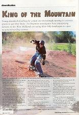 overview of mountainboarding article